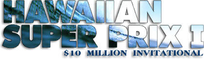 Hawaiian Super Prix Logo I