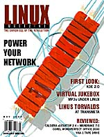 Click to view Table of Contents for Linux Magazine May 2000 Issue