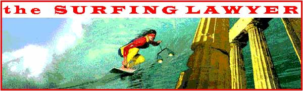 The Surfing Lawyer - An Indices of Canadian  Legal and other Resources