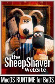 The Official SheepShaver Web Site