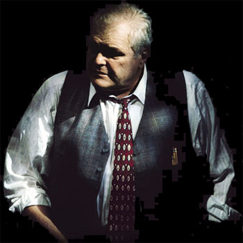Starring Brian Dennehy as Willy Loman