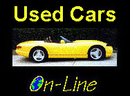 Used Cars On-Line Logo