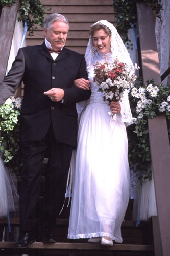 Christy and Her Father