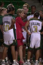 Coach Kim Mulkey-Robertson has her Lady Bear squad back in the top 25.
