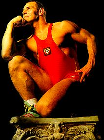 ALEXANDER KARELIN: World and Olympic Greco-Roman Wrestling Champion