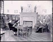 [The Bohemian Room, Toman Branch Library]