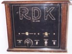 Radio Disease Killer (RDK)
