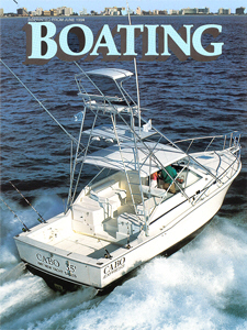 Boating Cover