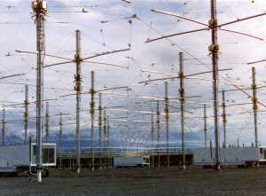 High Frequency Active Aural Research Program facility in Alaska