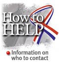 How to help -- information on who to contact