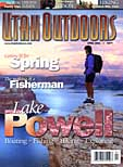 Utah Outdoors magazine