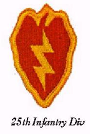 25th Infantry Division 'Tropical Lightning'