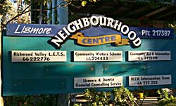 Is anyone home... where will the Neighbourhood Centre go?