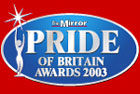 Click to here to read about the awards and nominate your heroes