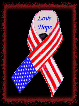 The Ribbon: USA - LOVE AND HOPE!