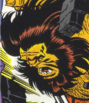 Here's Ulik, the strongest of the rock trolls and frequent enemy of Thor.  (Image Credit:  THOR 414 v.1, cover.  Marvel Comics)