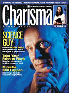 June 2003 Charisma cover with Hugh Ross