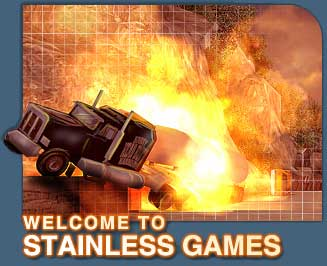 Welcome to Stainless Games
