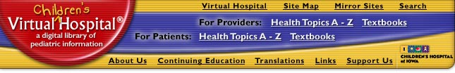Virtual Children's Hospital Logo