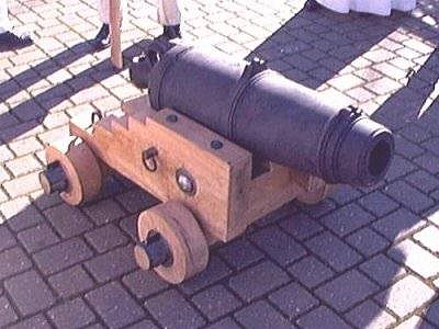 The Black Pig Carronade