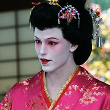 Syd as geisha, The Counteragent