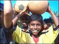 O futebol é muito popular em Goa