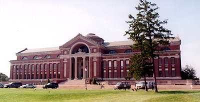 National War College at Fort McNair