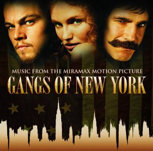 Gangs Of New York soundtrack