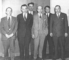 The NACA's High-Speed Panel met in Cleveland on January 21, 1946.