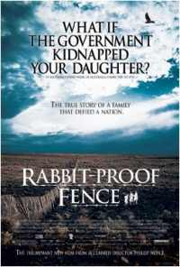 U.S. Rabbit-Proof Fence poster