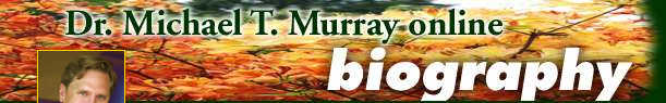 Dr. Murray Online | biography