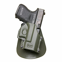 Fobus Paddle Holster Fits Glock 26/27