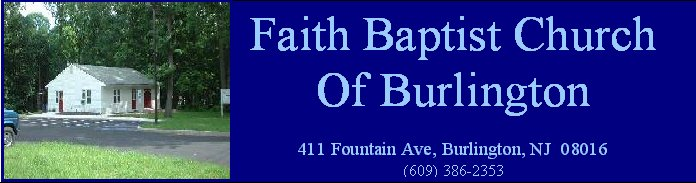 Faith baptist logo