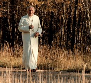 'When he prayed, it was physical': The pope in Canada in 1984