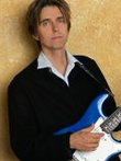Eric Johnson  2002 Souvenir Photo