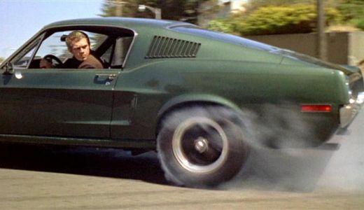 Steve McQueen - road warrior