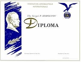 The Korolev Diploma