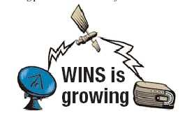 WINS is growing.