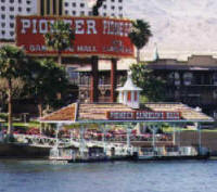 Pioneer Hotel and Gambling Hall Boat Dock