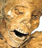 Mummified Man, The Learning Channel