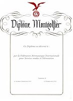 The Montgolfier Diploma