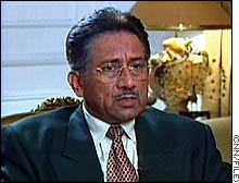 Musharraf: I would give the first priority that he is dead