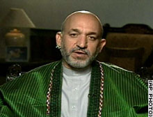 Karzai says the Taliban poses a minimal threat to his government