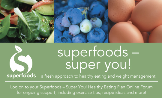 superfoods green