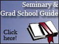 Seminary/Grad School Guide