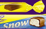 Cadbury Flake Snow