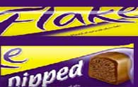 Cadbury Flake Dipped