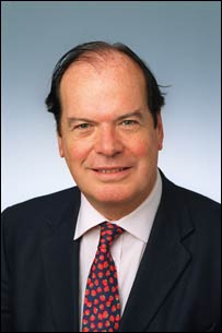 Quentin Davies, the MP for Grantham & Stamford