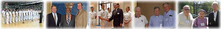Working Together to Serve the Naval Academy, Alumni, Parents and Friends