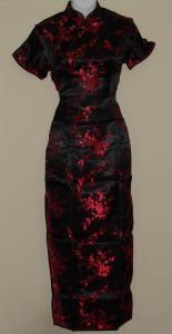 Black Chinese Dress